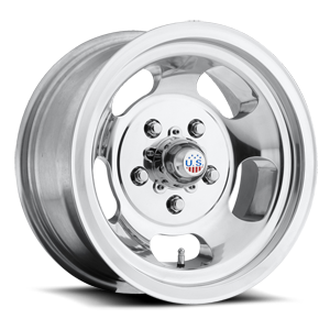 Indy - U101 Polished 5 lug