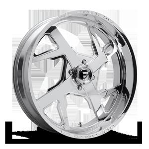 Fuel UTV Wheels FF51 - UTV 4 Polished