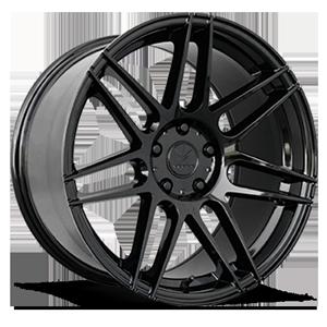 V21 Reflex Gloss Black 5 lug