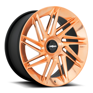 VAN Rose Gold 5 lug
