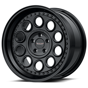 VF309 Satin Black 5 lug