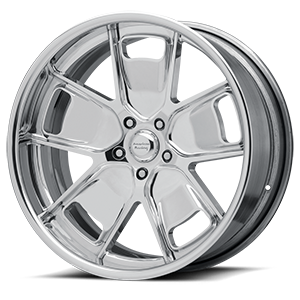 VF528 Polished 5 lug