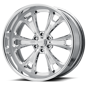 VF530 Polished 6 lug