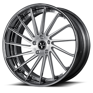 VFP Concave Brushed 5 lug