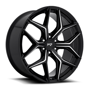 Vice - M232 SUV 6 Gloss Black & Milled
