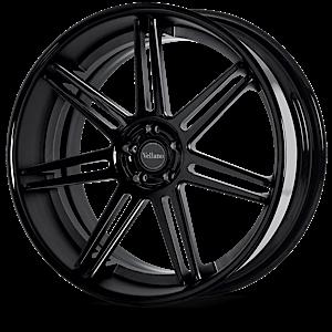 VKi concave Gloss Black 5 lug