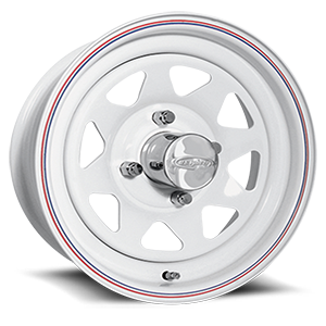 VW Baja Spoke (Series 70) White 4 lug