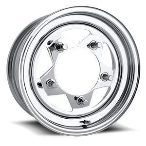 VW Baja Star (Series 28) Chrome 5 lug