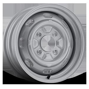 VW OEM Beetle/Ghia (Series 131) Silver 4 lug