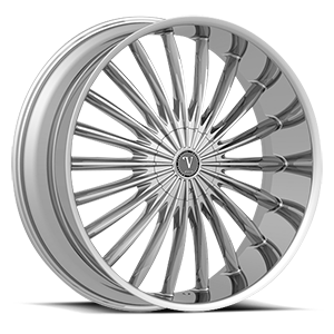 VW11 Chrome 5 lug