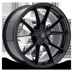 V18 Verve Gloss Black 5 lug