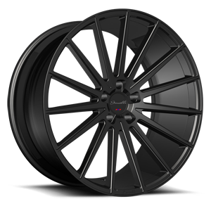 Verdi Black Smoked 5 lug