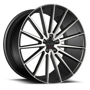 Verdi Black & Machined Face 5 lug