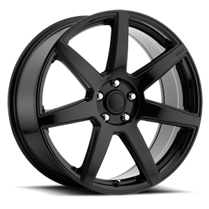 Vöxx Road Wheel Divo 5 Gloss Black