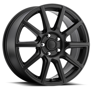 Vöxx Road Wheel Mille 5 Matte Black