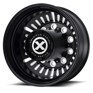ATX Series AO403 Roulette 10 Satin Black Milled