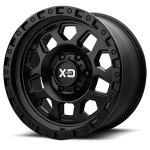 XD Series by KMC XD132 RG2 6 Satin Black