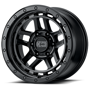 XD140 Recon Satin Black 6 lug