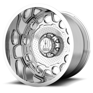 XD405 Holeshot Polished 8 lug