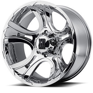 XD801 Crank Chrome 8 lug
