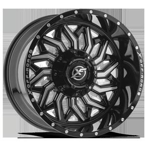 XF-228 5 Gloss Black Milled