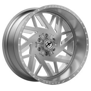 XFX-306 Brushed 6 lug