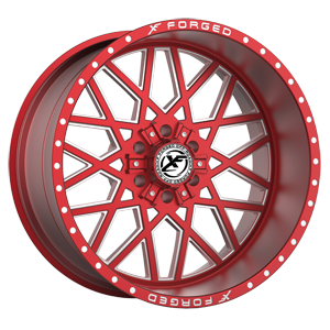 XFX-307 6 Red Milled