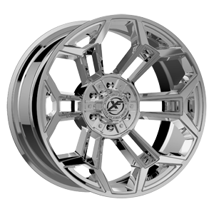 XFX-308 Chrome 6 lug