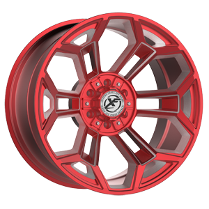 XFX-308 6 Red Milled