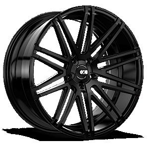 XO Wheels Milan X229 5 Full Matte Black