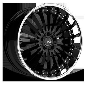 XO Wheels New York X130 5 Gloss Black