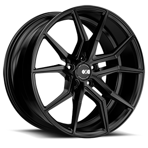XO Wheels Verona X253 5 Matte Black