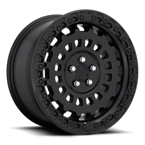 Zephyr - D633 [Car] Matte Black 5 lug