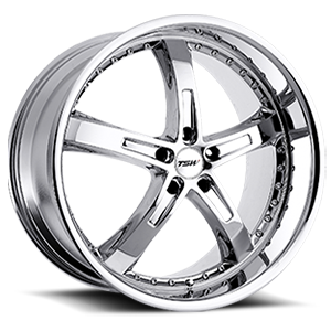 Jarama Chrome 5 lug