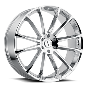 Status Wheels Goliath 6 Chrome