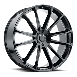 Goliath Gloss Black 6 lug