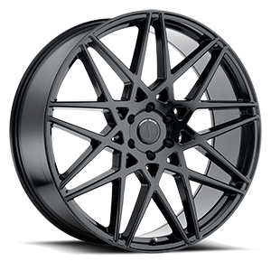 Griffin Gloss Black 6 lug