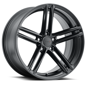 Chapelle Matte Black 5 lug