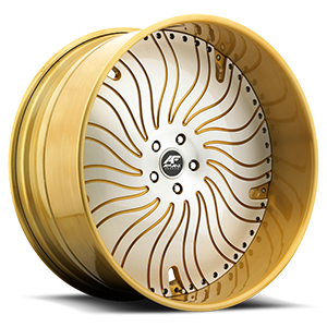 HNIC Cali 5 Gold 5 lug