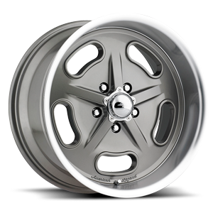 Racer Light Gray 5 lug