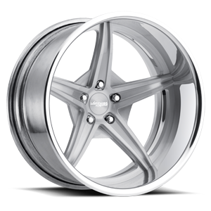 Switchblade (concave) Machined 5 lug