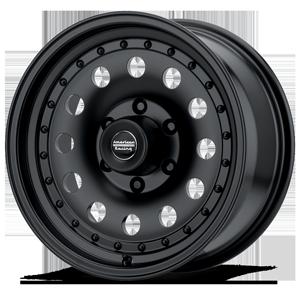 American Racing Custom Wheels AR62 Outlaw II 6 Satin Black