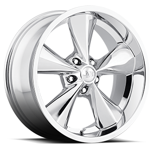 Junkyard Dog Polished 5 lug
