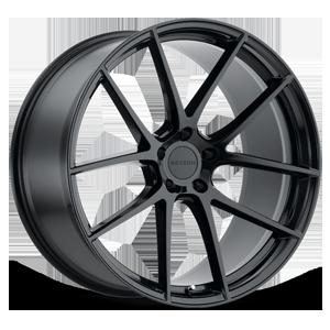 Ritz Gloss Black 5 lug