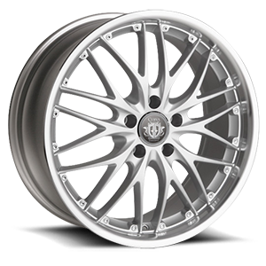 C3 Silver Machined 5 lug