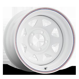 Series 310 Nomad White White 5 lug