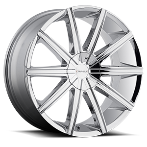 CLV-9 Chrome 5 lug