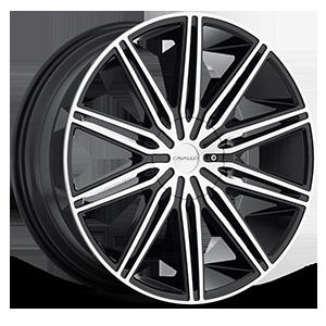 Cavallo Wheels CLV-10 5 Gloss Black Machined