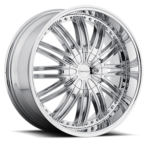 CLV-07 Chrome 5 lug