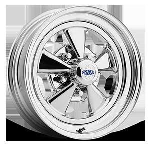 Cragar Series 08/61 S/S Super Sport 5 Chrome Plated